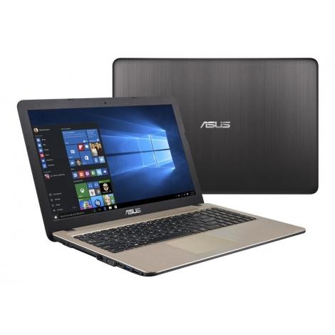 """Portatil Asus Vivobook X540LA-XX691T CI3 5005U 8GB 256GB SSD 15.6"""" HD W10 Black/Brown"""