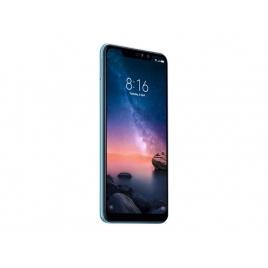 "Smartphone Xiaomi Redmi Note 6 PRO 6.3"" OC 64GB 4GB 4G Android 8.1 Blue"