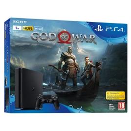 Consola Sony PS4 Slim 1TB + GOD OF WAR