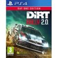 Juego Dirt Rally 2.0 DAY ONE Edition PS4