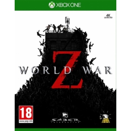 Juego World WAR Z Xbox ONE