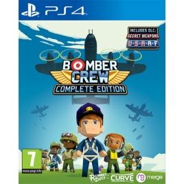 Juego Bomber Crew PS4