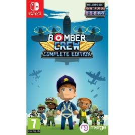 Juego Bomber Crew Switch