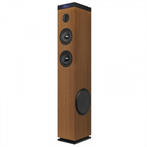 Altavoz Bluetooth Energy Tower System 8 G2 2.1 120W Wood