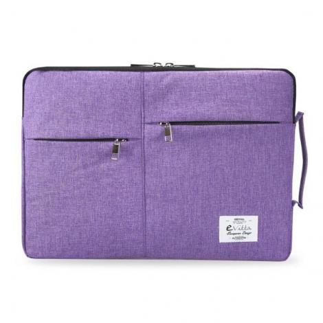 "Funda Portatil E-VITTA 12.5"" TOP Sleeve Purple"
