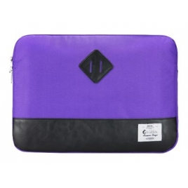 "Funda Portatil E-VITTA 15.6"" Heritage Purple/Black"