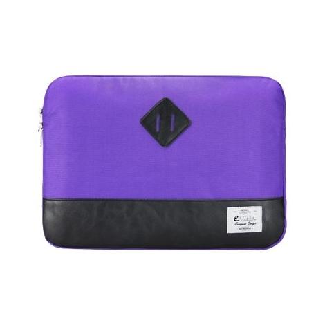 """Funda Portatil E-VITTA 15.6"""" Heritage Purple/Black"""