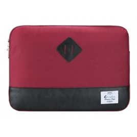 "Funda Portatil E-VITTA 15.6"" Heritage Red/Black"