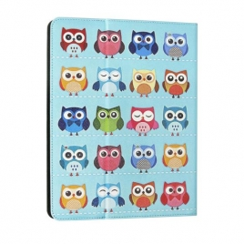 "Funda Tablet E-VITTA 10.1"" Stand 2P Urban Trendy Owls"