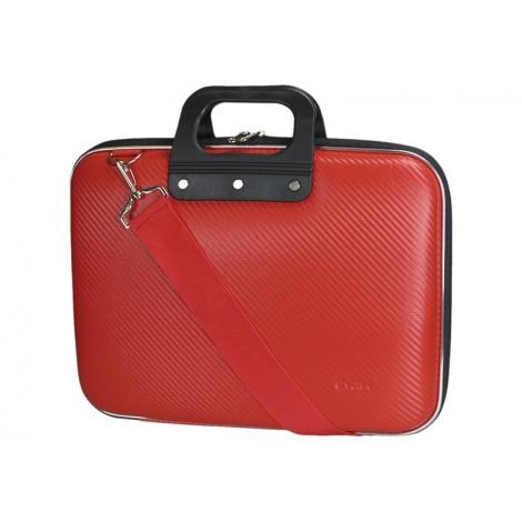 "Maletin Portatil E-VITTA 13.3"" BAG Carbon red"