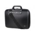 """Maletin Portatil E-VITTA 15.4 - 16"""" BAG Carbon Black"""