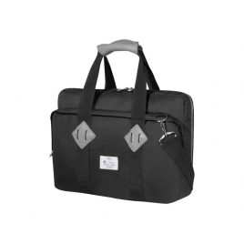 "Maletin Portatil E-VITTA 16"" Messenger Laptop Black"