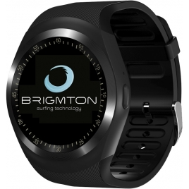 Smartwatch Brigmton BT7 Nano SIM IPS 1,3'' Black