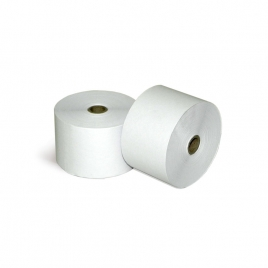 Rollo Papel Termico Impresora Ticket 57X100MM Pack 50 Unidades