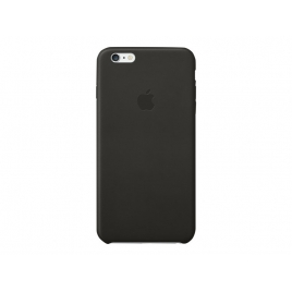 Funda iPhone 6 Plus Apple Leather Case Black