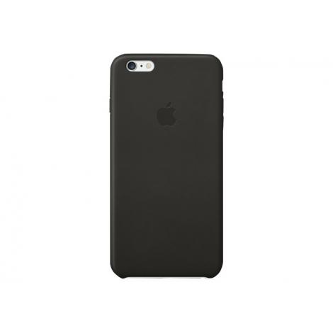 Funda iPhone 6 Plus Apple Leather Case Black