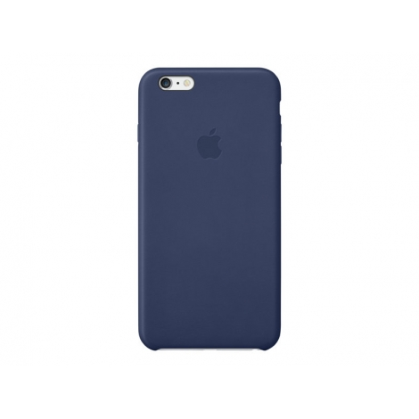 Funda iPhone 6 Plus Apple Leather Case Midnight Blue
