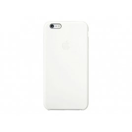 Funda iPhone 6 Plus Apple Silicone Case White