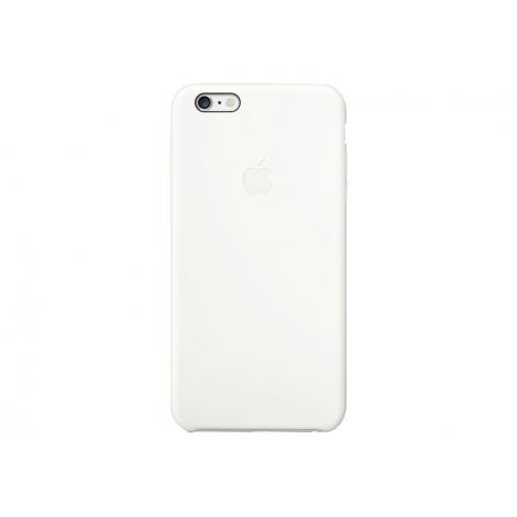 Funda iPhone 6 Plus Apple Silicone Case White