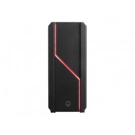 Caja Mediatorre ATX NOX Hummer MC Black LED 7 Colores USB 3.0