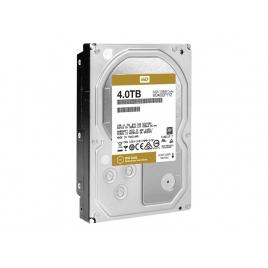 Disco Duro 4TB Sata6 7200RPM 128MB Western Gold