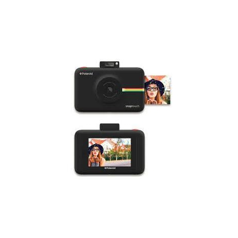 Camara Digital Polaroid Snap Touch Black