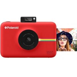 Camara Digital Polaroid Snap Touch red