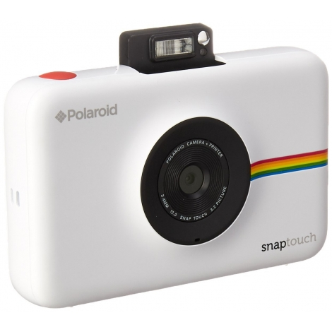 Camara Digital Polaroid Snap Touch White