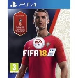 Juego Fifa 18 PS4