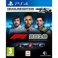 Juego Formula 1 2018 Headline Edition PS4
