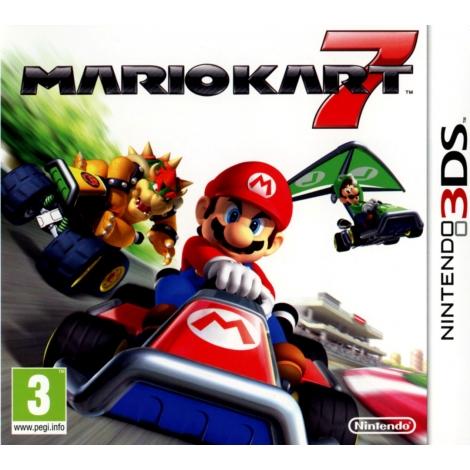 Juego Mario Kart 7 Nintendo 3DS