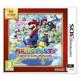 Juego Mario Party: Island Tour Nintendo 3DS