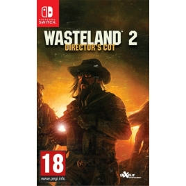 Juego Wasteland 2: Director´S CUT Switch