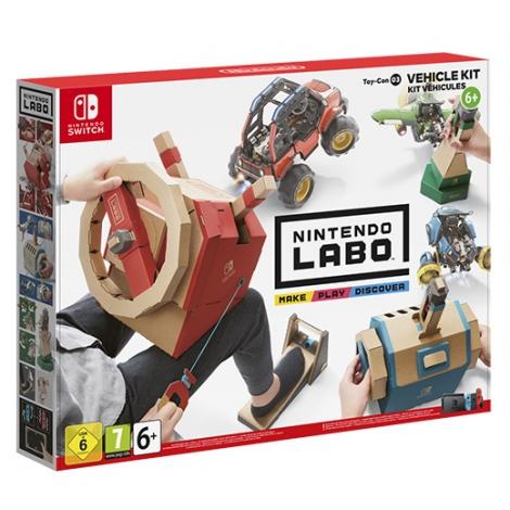 Nintendo Labo KIT de Vehiculos