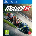 Juego Moto GP 18 PS4