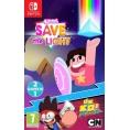 Juego Steven Universe Salva la LUZ + Juego OK K.O. Quiero SER UN Heroe Switch