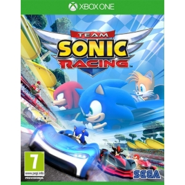 Juego Team Sonic Racing Xbox ONE