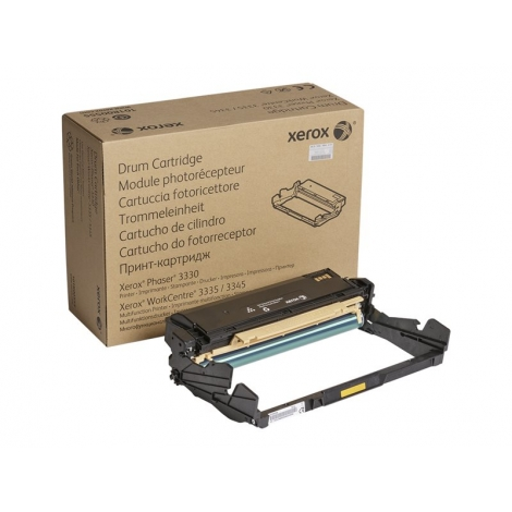 Tambor Xerox Black Phaser 3330 Workcentre 3335 30.000 Paginas