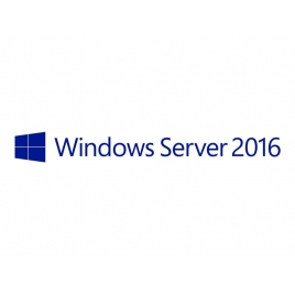 Microsoft Windows Server 2016 Essentials 64 BIT 1-2 CPU 25 CAL OEM