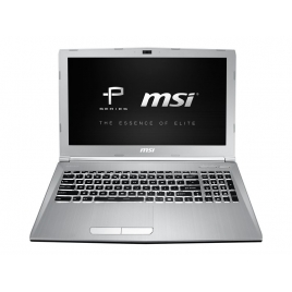 """Portatil Msi PE62 8RD 233ES CI7 8750H 16GB 1TB + 512GB SSD GF GTX 1050 4GB 15.6"""" FHD W10 Silver"""