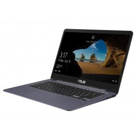 """Portatil Asus Vivobook S406UA-BV041T CI5 8250U 8GB 256GB SSD 14"""" HD W10 Grey"""