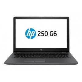 """Portatil HP 250 G6 CI3 6006U 4GB 1TB 15.6"""" HD Dvdrw W10 Black"""