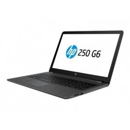 """Portatil HP 250 G6 CI3 6006U 8GB 128GB SSD 15.6"""" HD Dvdrw VGA W10 Black"""