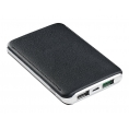 Bateria Externa Universal Celly 5.000MAH Turbo 2.4A USB Black