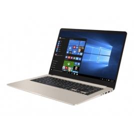 """Portatil Asus Vivobook S510UA-BR686T CI5 8250U 8GB 256GB SSD 15.6"""" HD W10 Gold"""