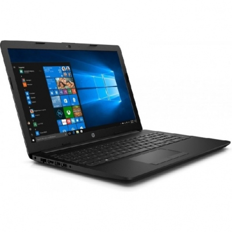"Portatil HP 15-DA0008NS CEL N4000 8GB 500GB 15.6"" HD W10 Black"