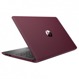 "Portatil HP 15-DA0030NS CI3 7020U 8GB 256GB SSD 15.6"" HD W10 red"