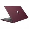 """Portatil HP 15-DA0030NS CI3 7020U 8GB 256GB SSD 15.6"""" HD W10 red"""
