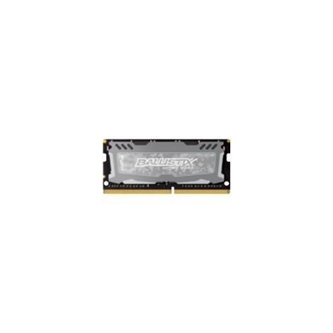 Modulo DDR4 8GB BUS 2666 Crucial Sodimm