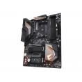 Placa Base Gigabyte AMD X470 Aorus Ultra Gaming Socket AM4 X470 ATX Grafica DDR4 Sata6 USB 3.1